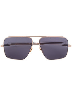 oversized square frame sunglasses Jacques Marie Mage