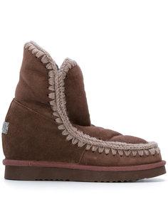 ботинки Eskimo на потайном каблуке Mou
