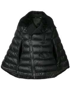 quilted cape jacket Moncler Grenoble