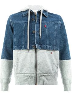 джинсовая куртка-толстовка Ports 1961