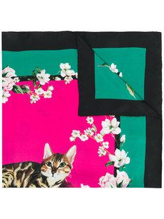платок с принтом Dolce & Gabbana