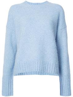 свободный свитер Helmut Lang