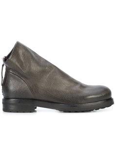 Exclusive Halmanera boots Chuckies New York