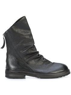 Maine boots Chuckies New York