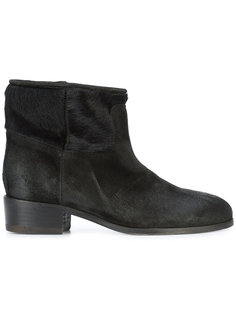 Pony ankle boots Chuckies New York