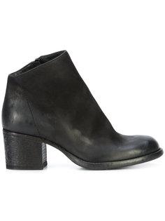 vintage ankle boots Chuckies New York