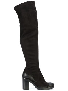 thigh-high boots Chuckies New York