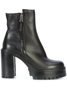 chunky ankle boots Chuckies New York