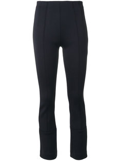укороченные брюки с завышенной талией  Dorothee Schumacher
