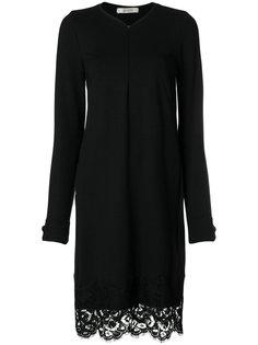 платье с кружевной отделкой  Dorothee Schumacher