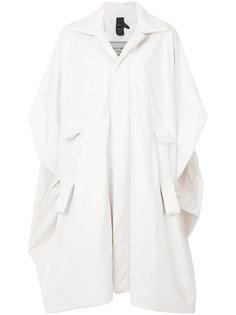 slouched shirt coat Bernhard Willhelm