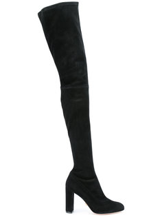 over the knee boots Oscar Tiye
