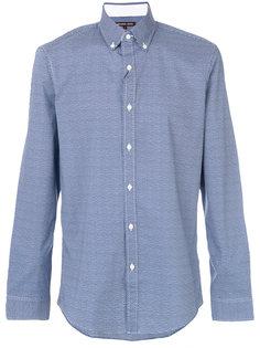 рубашка с мелким принтом Michael Kors