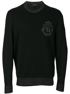 свитер с круглым вырезом Billionaire