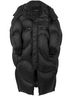 oversized padded coat Cheng Peng