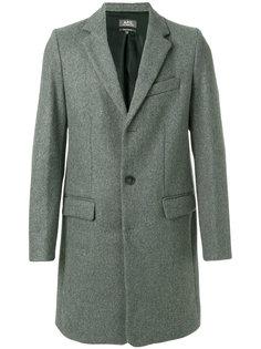 пальто Chester City A.P.C.