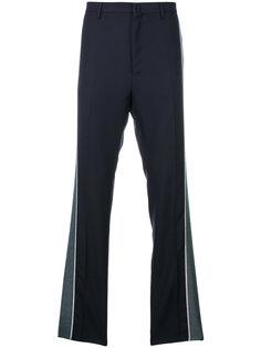 брюки с контрастной полоской сбоку Lanvin