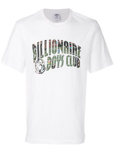 футболка с принтом логотипа Billionaire Boys Club