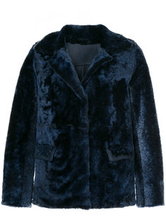 reversible fur jacket Sylvie Schimmel
