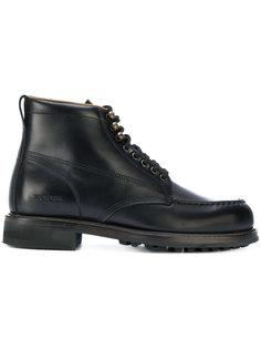 ботинки на шнуровке Tom Ford