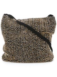 мешковатая сумка на плечо с бусинами Ann Demeulemeester