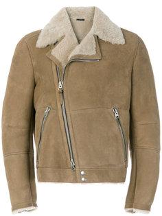 куртка из овчины Tom Ford