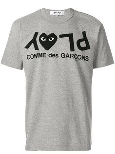 футболка Play Comme Des Garçons Play
