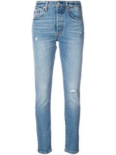 узкие джинсы 501 Levis Levis®