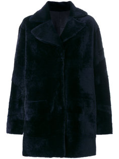 panelled reversible coat Drome
