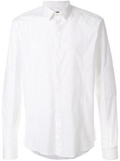 рубашка на пуговицах Les Hommes