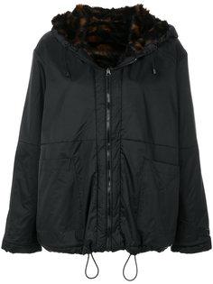 куртка на молнии с капюшоном Aries