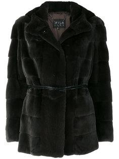 куртка Sophie из норкового меха Cara Mila