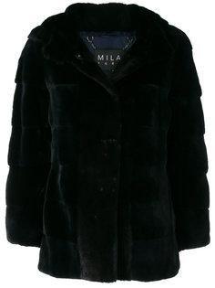 куртка Sophie с норковым мехом Cara Mila
