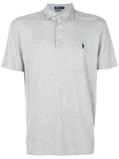футболка-поло с логотипом Polo Ralph Lauren
