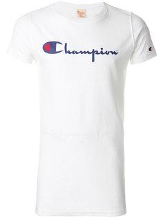 классическая футболка с логотипом Champion
