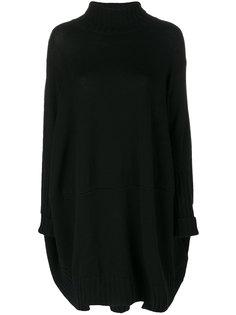 loose fit knit dress Rundholz