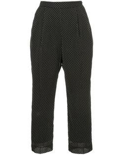 брюки с горох  Cityshop