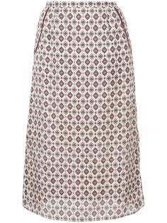 printed skirt Cityshop