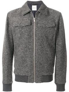 куртка рубашечного типа на молнии Wood Wood