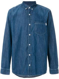 джинсовая рубашка Chiaro Carhartt
