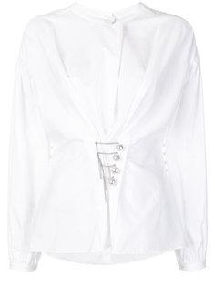 рубашка с жемчужной отделкой 3.1 Phillip Lim