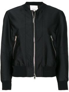 куртка бомбер со шнуровкой 3.1 Phillip Lim