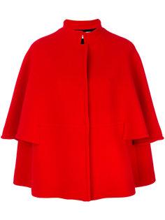 расклешенный пиджак с укороченными рукавами  Gianluca Capannolo