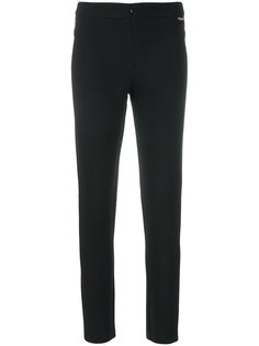 брюки узкого кроя Twin-Set