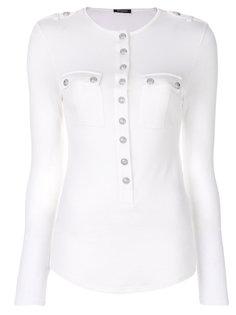 блузка слим  Balmain