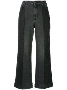 укороченные джинсы клеш  Stella McCartney