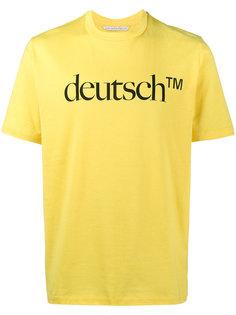 футболка Deutsch John Lawrence Sullivan