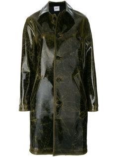 состаренное пальто  Brognano