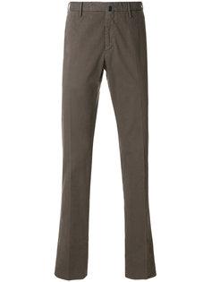 классические брюки чинос Incotex