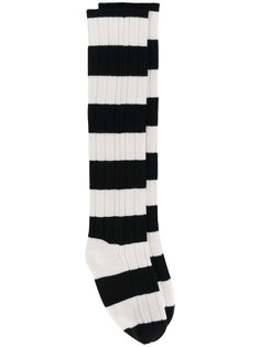 полосатые носки в рубчик Haider Ackermann
